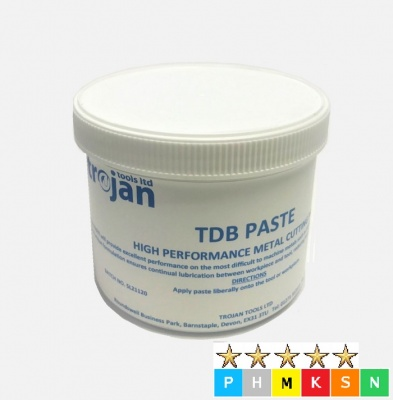 TDB Tapping, Cutting, Drilling & Boring Paste 500g