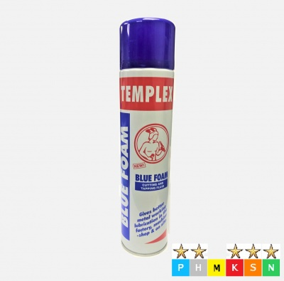 TEMPLEX - BLUE FOAM Cutting & Tapping Fluid