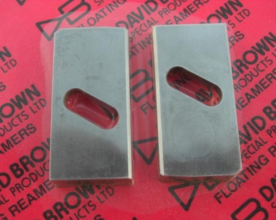 12.7mm - 13.5mm SS1 TCT BLADES for David Brown Reamers
