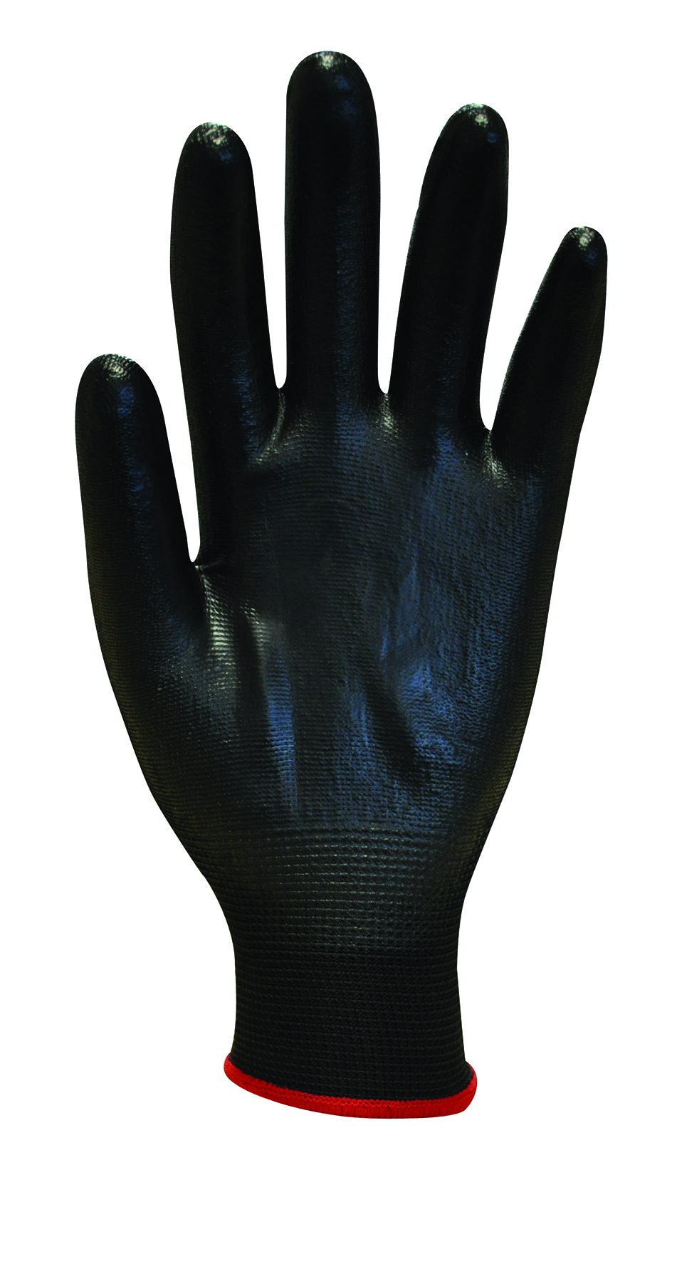 Safety Glove (3131X) Black Size:9 - Large Matrix P Grip Polyco