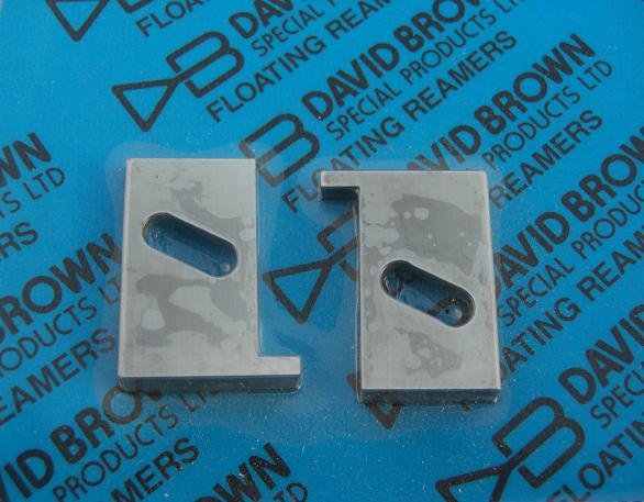 20.6mm - 22.2mm SL2 HSS BLADES for David Brown Reamers