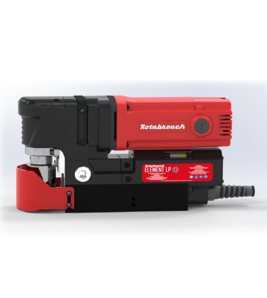 Element 50 Low Profile 230Volt Rotabroach Magnetic Drill